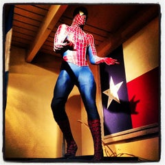 Photo taken at Texadelphia by Clint D. on 7/19/2012