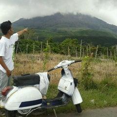 Photo taken at Gunung Sinabung by Muhammad Habibi L. on 11/16/2011