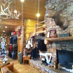 Photo taken at Zion Ponderosa Ranch Resort by Tim J. on 7/9/2012
