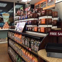 Photo taken at Dunkin Donuts by Caroline K. on 11/24/2011