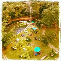 Photo taken at Thermas Paradise by Jorge J. on 7/15/2012