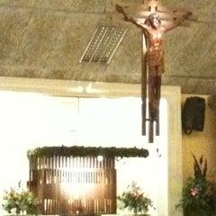 Photo taken at Holy Trinity Church by JoLeNe on 12/24/2010