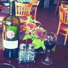 Photo taken at Vinhus Restaurant Lounge by Priscilla on 10/9/2011