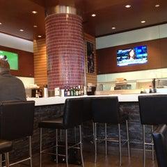 Photo taken at Hamachi Sushi by Javier B. on 3/20/2012