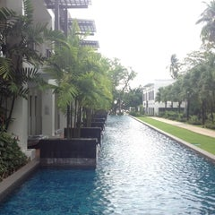 Photo taken at The Chill Resort Koh Chang by Numon S. on 8/31/2012