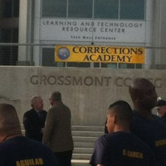 Photo taken at Grossmont College by Maggie M. on 5/19/2012