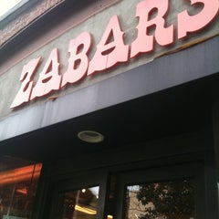 Photo taken at Zabar's by Lawana S. on 6/18/2011