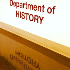 Photo taken at Département d'histoire/Department Of History by Caestus on 8/29/2012