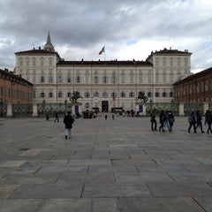 Photo taken at Palazzo Reale by Alberto C. on 4/11/2012