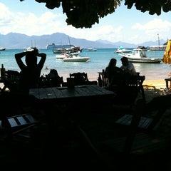Photo taken at Ilha Grande by Antonella on 2/8/2011
