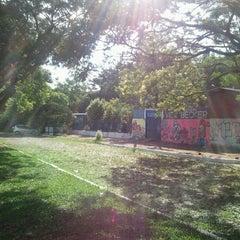 Photo taken at Escola Estadual Vila Becker by Douglas L. on 1/5/2012
