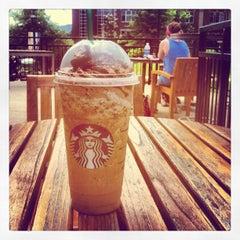 Photo taken at Starbucks by Nicholas B. on 5/2/2012