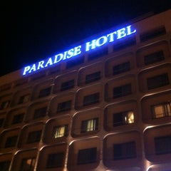 Photo taken at Paradise Hotel Incheon by Anidah on 4/16/2012