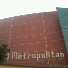 Photo taken at Mal Metropolitan by Bagus P. on 9/5/2012