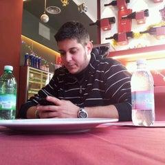 Photo taken at Il Pomodorino by Paolo C. on 11/25/2011