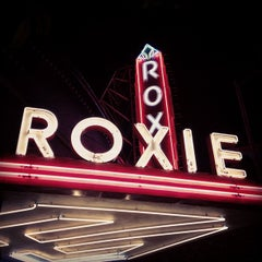 Photo taken at Roxie Cinema by Gus D. on 5/8/2012