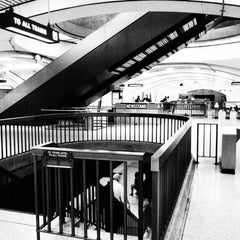 Photo taken at Downtown Berkeley BART Station by Mitzychan on 5/21/2012