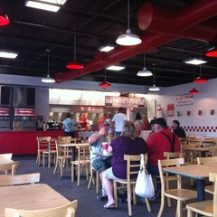 Photo taken at Five Guys by Pike O. on 7/31/2011