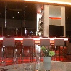 Photo taken at Radisson Blu Gautrain Hotel by Christine S. on 6/22/2011