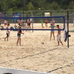 Photo taken at Setters Volleyball Club by Karl K. on 8/4/2012