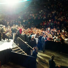 Photo taken at Ready To Go Rally in Columbus with Barack and Michelle Obama 05/05/2012 by Matt C. on 5/5/2012