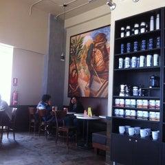 Photo taken at Starbucks Coffee by Pocho C. on 12/30/2011