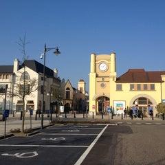 Photo taken at Maasmechelen Village by Michelle K. on 4/18/2012