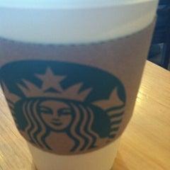 Photo taken at Starbucks by Tasha F. on 9/6/2012