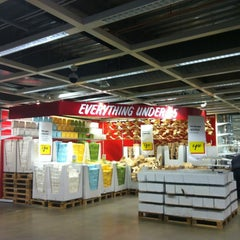 Photo taken at IKEA College Park by Chic C. on 11/13/2011