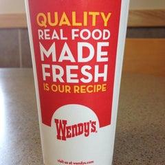 Photo taken at Wendy's by Kayla B. on 5/27/2012