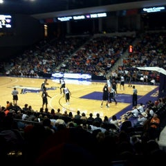Photo taken at Grand Canyon University Arena by Greg F. on 12/15/2011