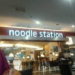 Photo taken at Noodle Station SACC by Abg B. on 10/12/2011