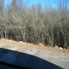 Photo taken at Coldwater River Bridge by Charlie S. on 1/13/2012
