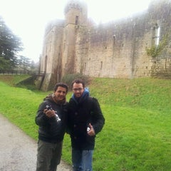 Photo taken at Caldicot Castle by Wez G. on 1/24/2012