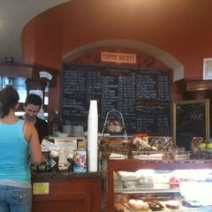 Photo taken at Coffee Society by Lotusstone on 6/18/2011