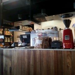 Photo taken at Elephant Bean Cafe by Ttj T. on 1/8/2012