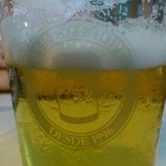 Photo taken at Bar do Chopp by Renato M. on 1/20/2012