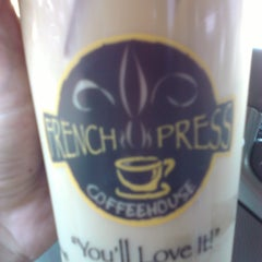 Photo taken at French Press by Veronica B. on 9/29/2011