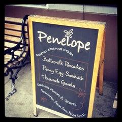Photo taken at Penelope by Hans v. on 5/30/2012