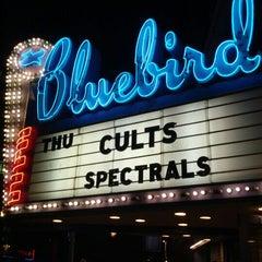 Photo taken at Bluebird Theater by Devan on 4/13/2012
