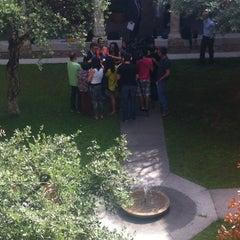 Photo taken at Presidencia - Junta de Extremadura by Maica G. on 5/31/2012