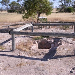 Photo taken at Eyres Waterhole by Streaky Bay on 5/31/2012
