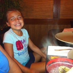 Photo taken at Sake Sushi Hibachi House by Jeanette on 8/13/2011