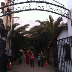 Photo taken at Pueblito de los Domínicos by LOLA S. on 10/23/2011