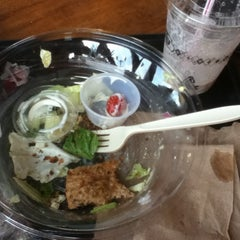 Photo taken at Potbelly Sandwich Shop by Dan R. on 7/18/2012