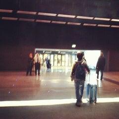 Photo taken at Malpensa Express (Cadorna) by Shunta S. on 10/27/2011