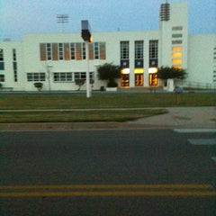 Photo taken at Bartlesville High School by Michael C. on 8/22/2011