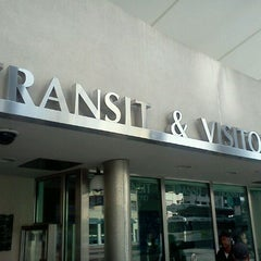 Photo taken at Long Beach Transit Center by Ray B. on 11/28/2011