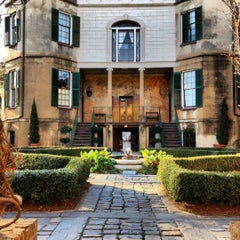 Photo taken at Telfair Museums' Owens-Thomas House by Ryan B. on 2/12/2012