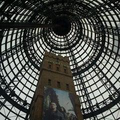 Photo taken at Shot Tower Museum by Naomi B. on 10/21/2011